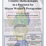 Creative Methodologies March 20, 2012
