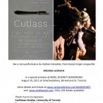 Cutlass August 29, 2012
