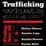 Human Trafficking What's Going On November 30, 2012