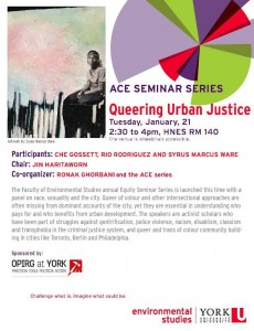 View Event Poster Queering Urban Justice